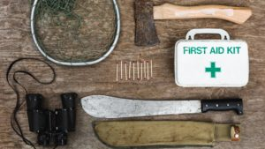 Field worker kit